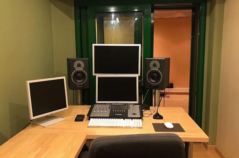 Estudio de grabación Koryland