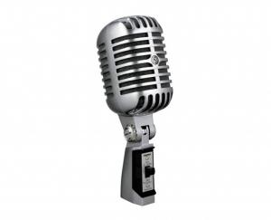 Microfono de cinta Koryland